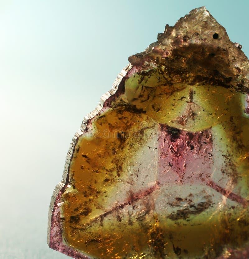 tourmalin mineralne obraz royalty free