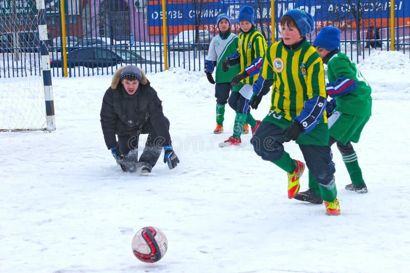 Download Tournament on minifootball editorial photo. Image of head - 23468131