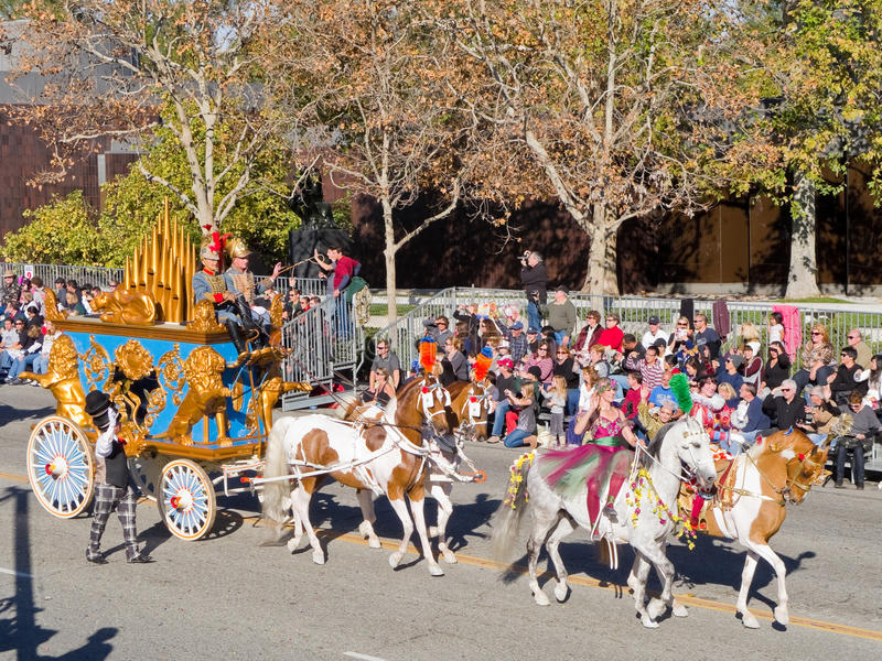 Download Tournament Of Roses Parade 2010 Editorial Stock Image - Image: 20310929