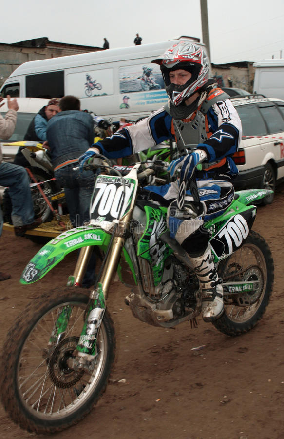 Download Tournament Of Ukraine To On Super To Motocross Editorial Photo - Image: 11662231