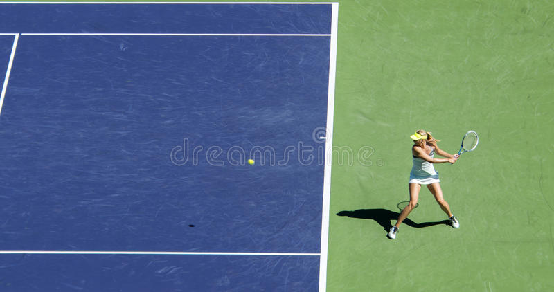 Download Maria Sharapova At Indian Wells 2013 Editorial Photo - Image of 2013, indian: 29924241