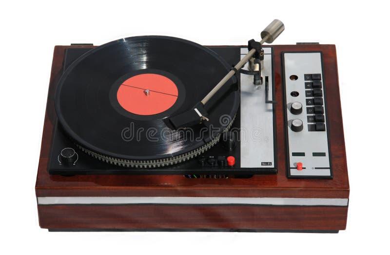 Tourne-disque photos stock
