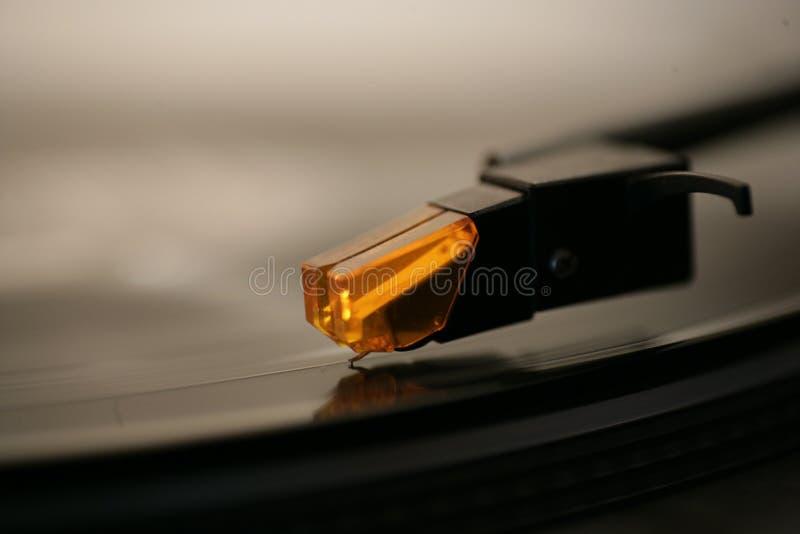 Tourne-disque photographie stock