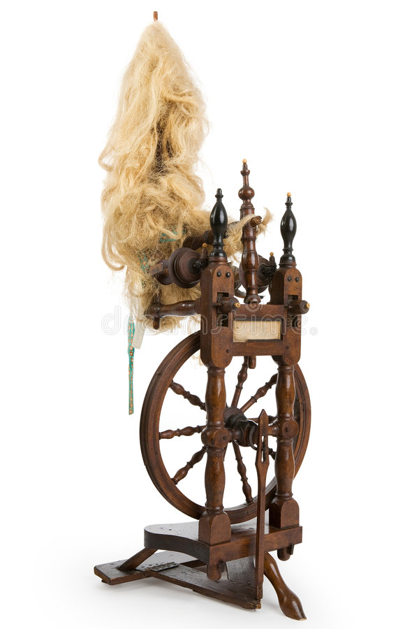 Tourner-roue Images stock