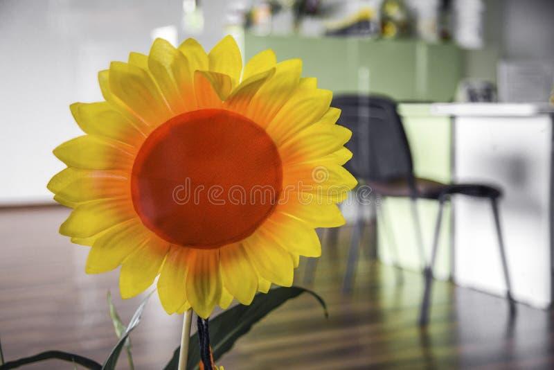 Tournesol artificiel photos stock