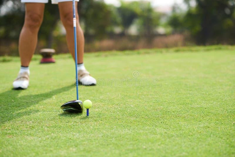 Tournoi de golf images stock