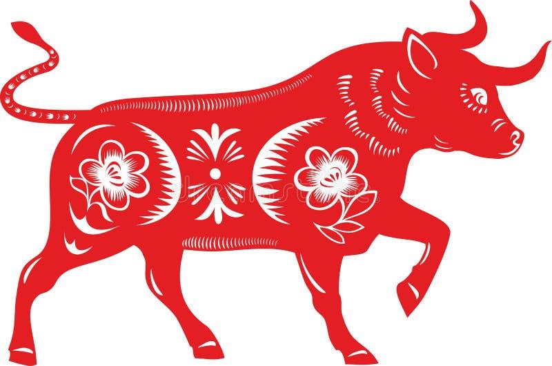 touro taurus ilustração royalty free