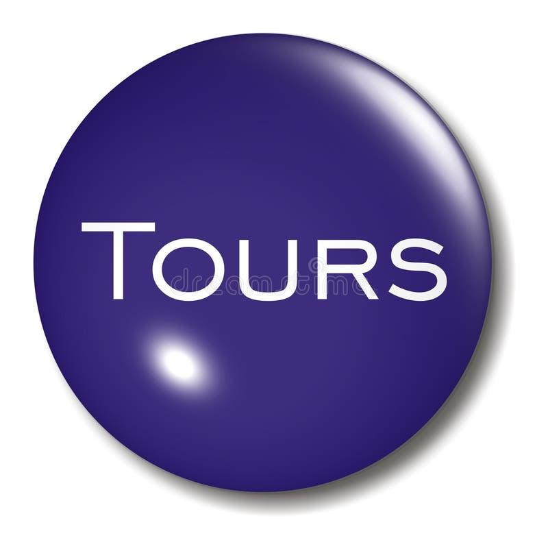Download Tours Button Orb sign stock illustration. Image of digital - 1025724