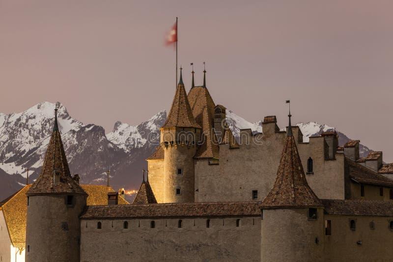 Tours de château photos stock