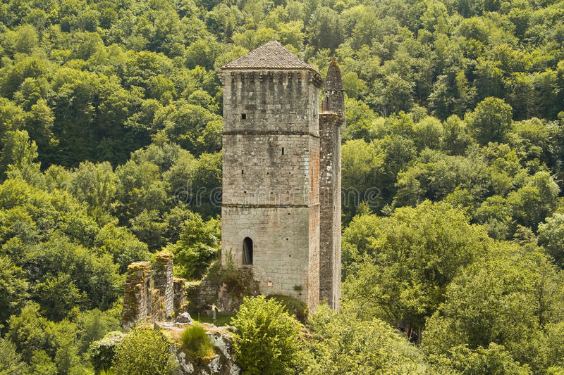 Download Tours de Merle stock image. Image of scenery, ruined - 23818049