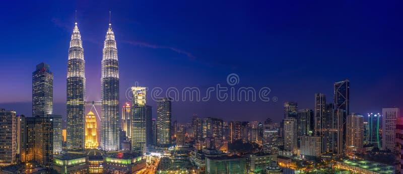 Tours de Petrona et heure bleue photos libres de droits