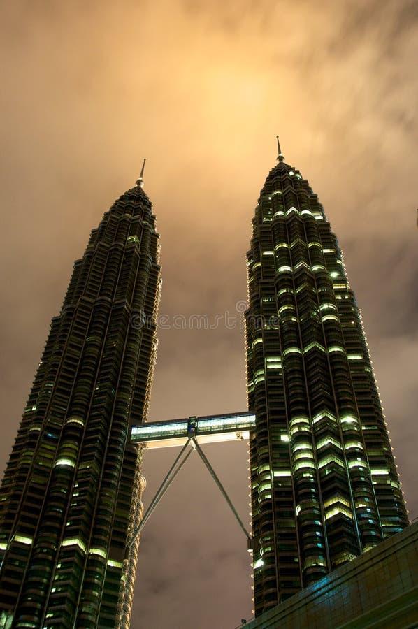 Tours de Petronas photos stock