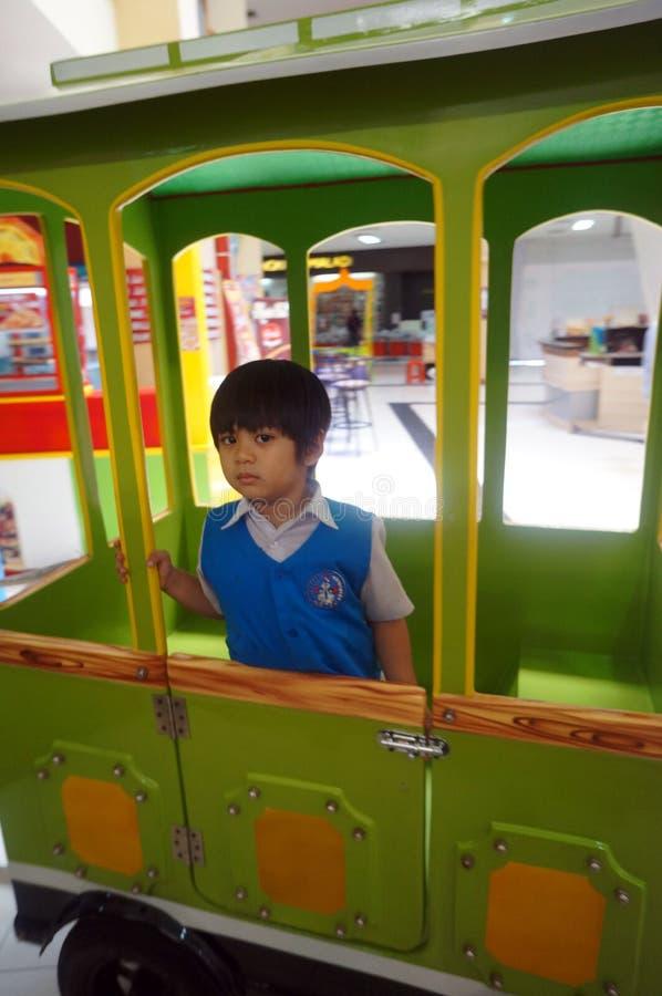Tours de train photographie stock