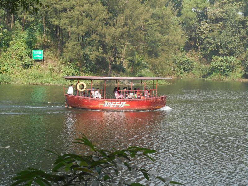 Toursim av Chittagong arkivfoton