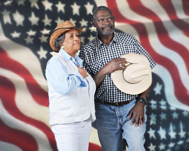 Tous les couples américains photos libres de droits