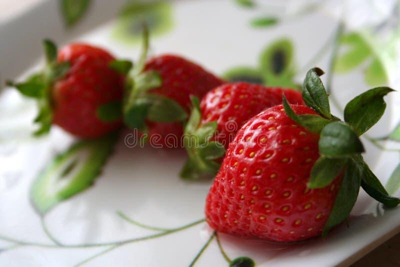 Download Tout au sujet de la fraise photo stock. Image du délicieux - 4350006