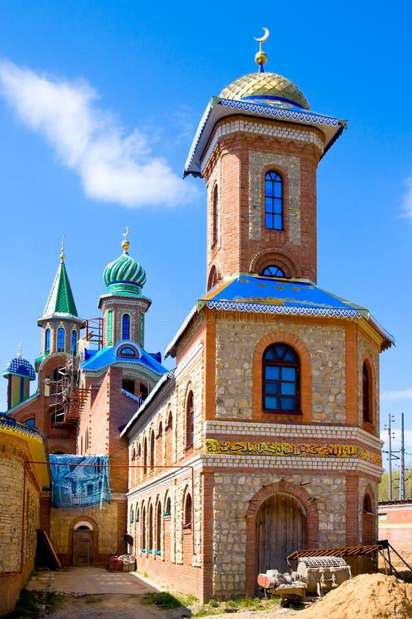 Tout le temple de religions à Kazan, Russie photo stock