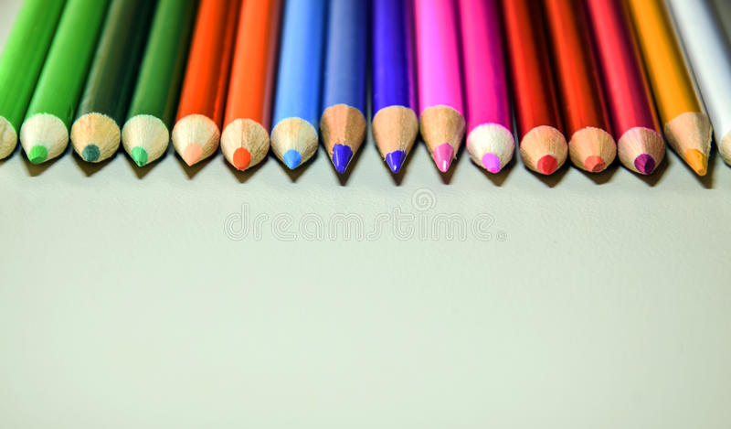 Toute couleur que vous aimez image libre de droits