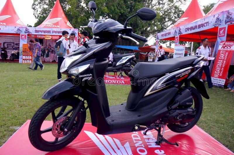 Toutes les nouvelles motos image libre de droits