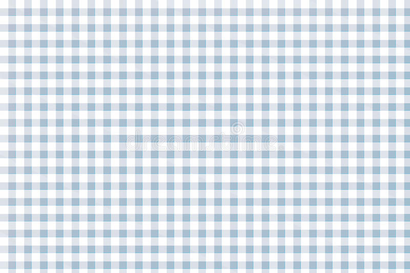 Tovaglia Checkered fotografie stock
