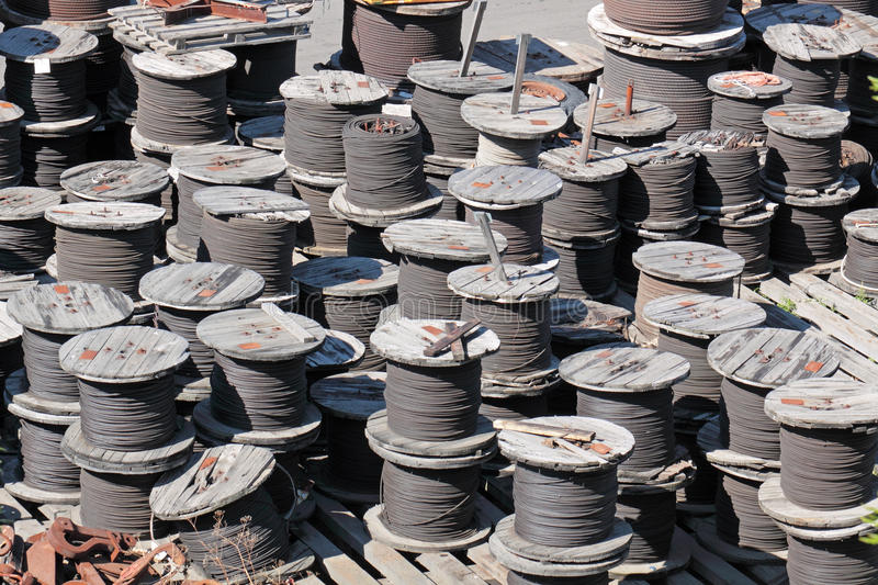 Download Tow-line stock photo. Image of line, outdoor, cable, coils - 22091400