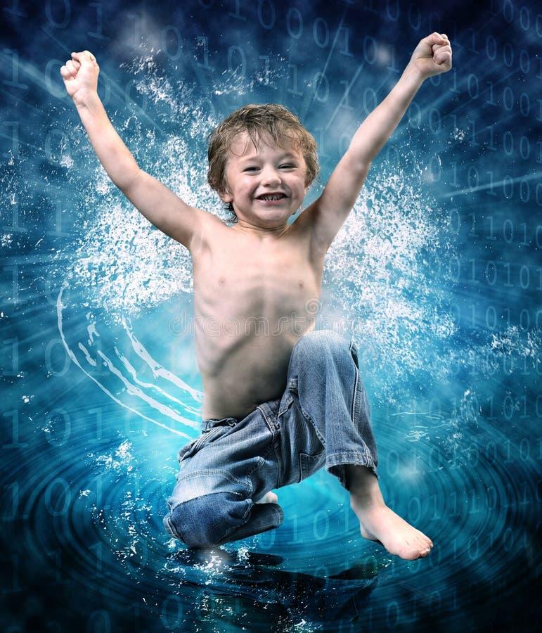 Free Towards The Future Stock Image - 21349421