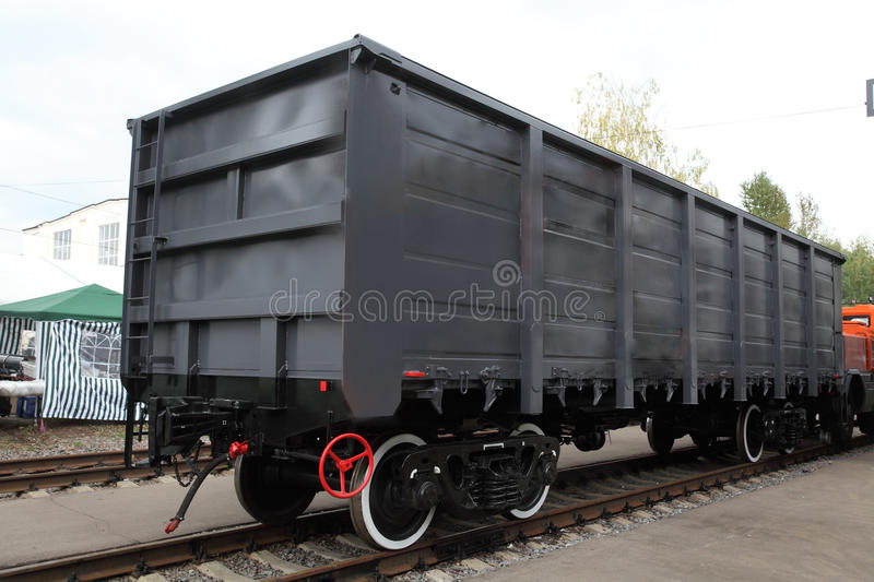 Towarowy furgon zdjęcia stock