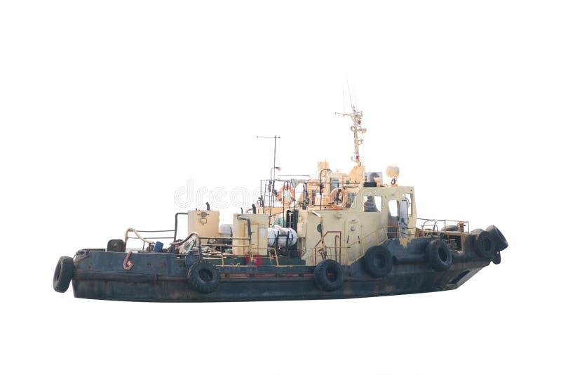 Download Towboat foto de archivo. Imagen de navegación, agua, emergencia - 41910500