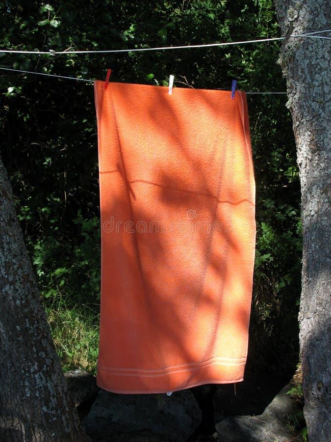 Free Towel Royalty Free Stock Image - 1035616