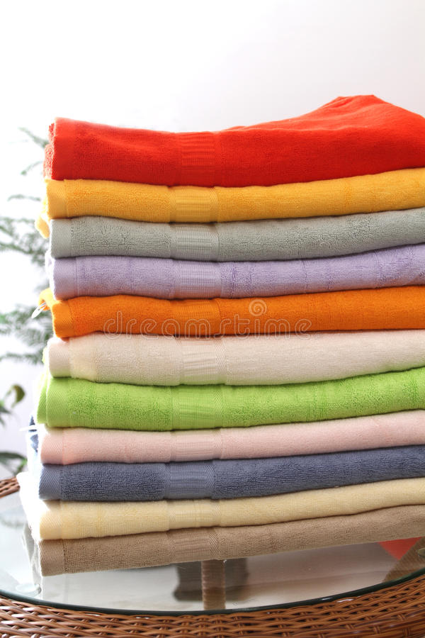 Download Towel stock image. Image of color, cleaning, white, hotel - 22181217