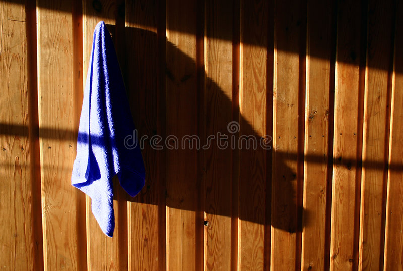 Download Towel on the wall stock image. Image of light, deal, shadow - 10945