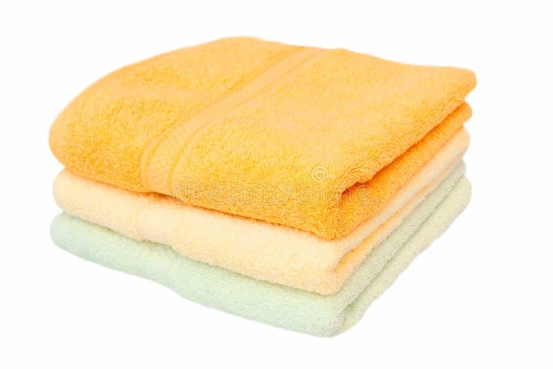 Download Towels stock photo. Image of bathtowels, green, towels - 14114226