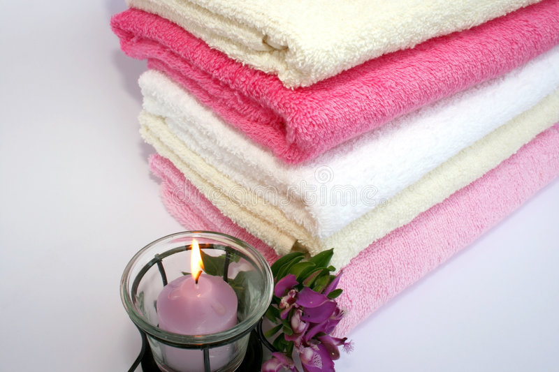 Download Towels stock photo. Image of shower, fire, clothes, materials - 5028032