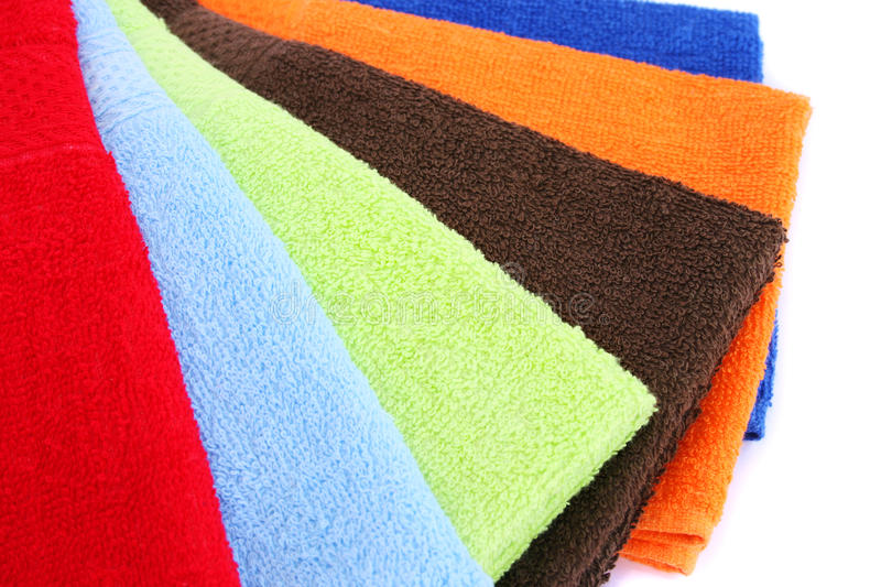 Download Towels stock photo. Image of fiber, isolate, background - 31866546