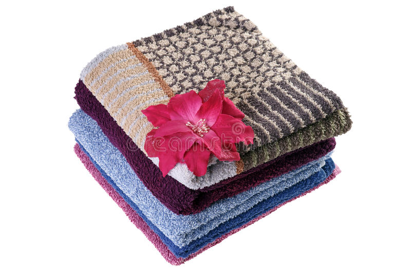 Download Towels stock photo. Image of body, hygiene, bath, care - 39504302