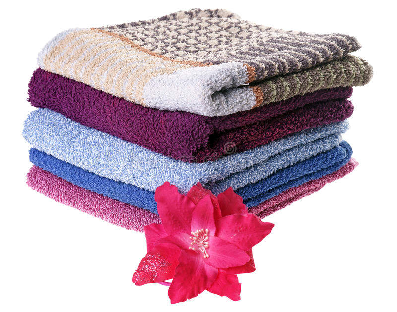 Download Towels stock photo. Image of wellbeing, bathroom, guest - 39504322
