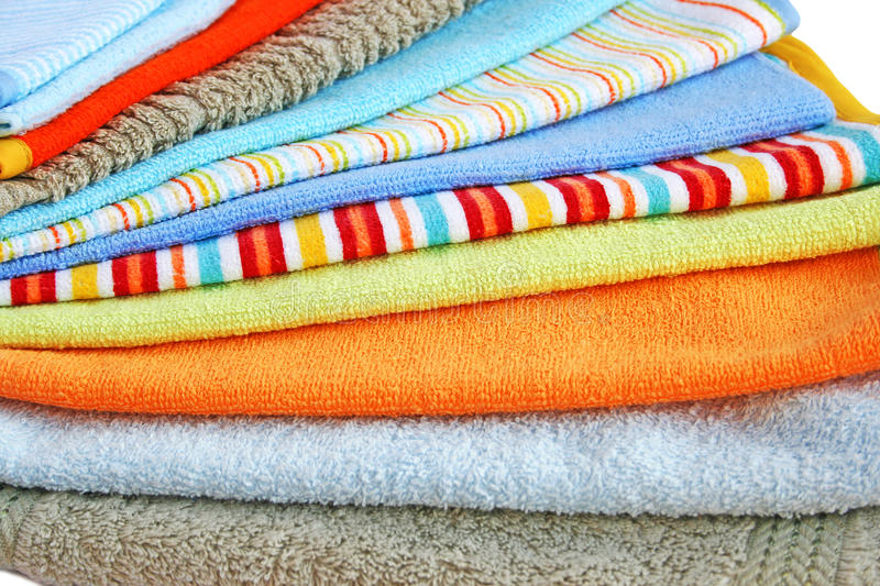 Download Towels stock photo. Image of detail, colorful, health - 31844132