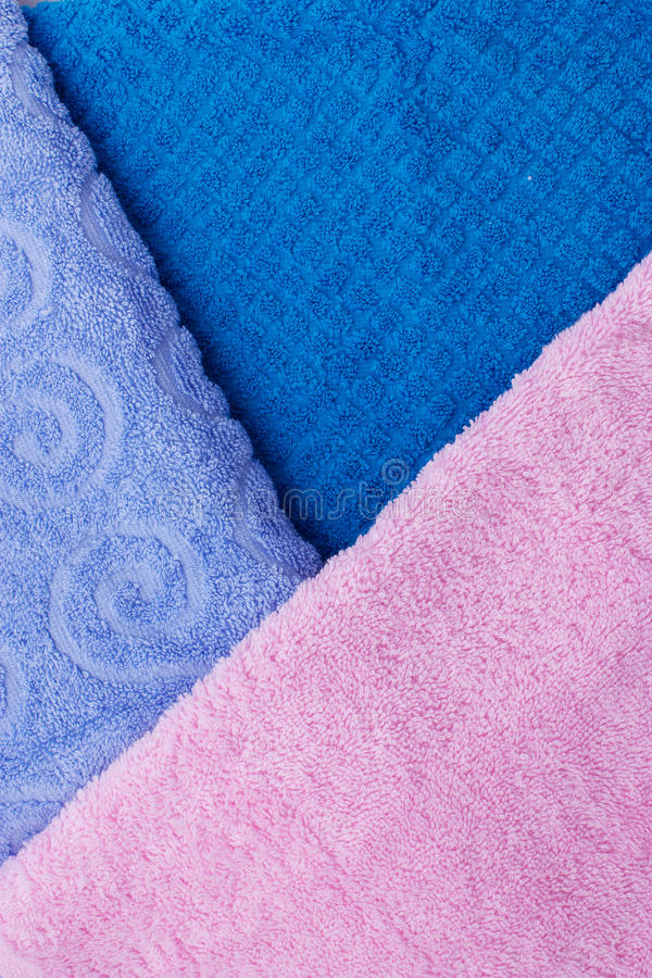 Free Towels. Texture Royalty Free Stock Photos - 21138168