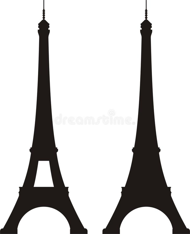 Download Tower 2 stock vector. Image of miracle, illustration - 10462036