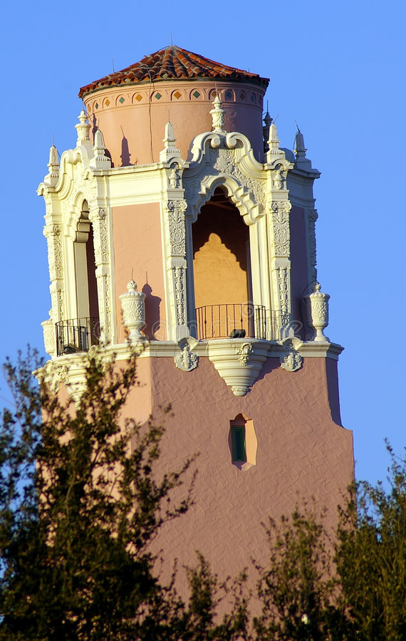 Download The Tower stock photo. Image of florida, vinoy, historic - 324222