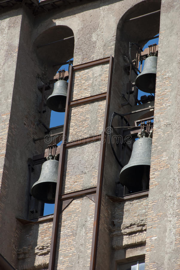 Tower Bell royalty free stock photo