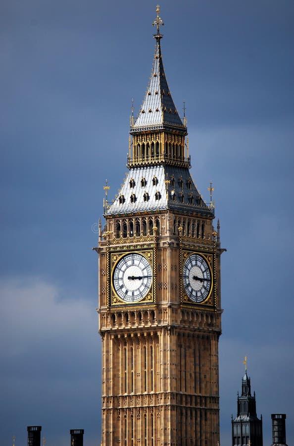 Download Tower of Big Ben, London stock photo. Image of cloud - 14857590