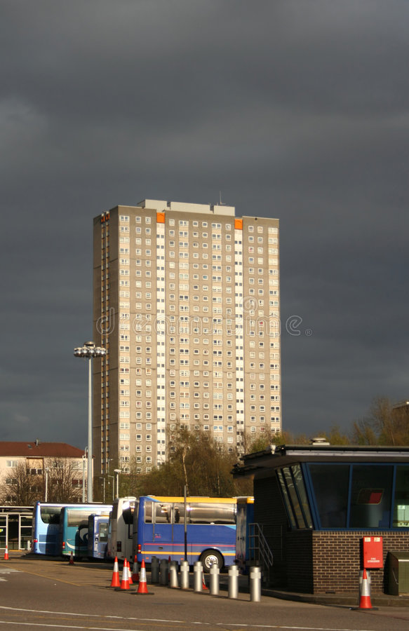 Download Tower block stock photo. Image of tower, public, station - 934352