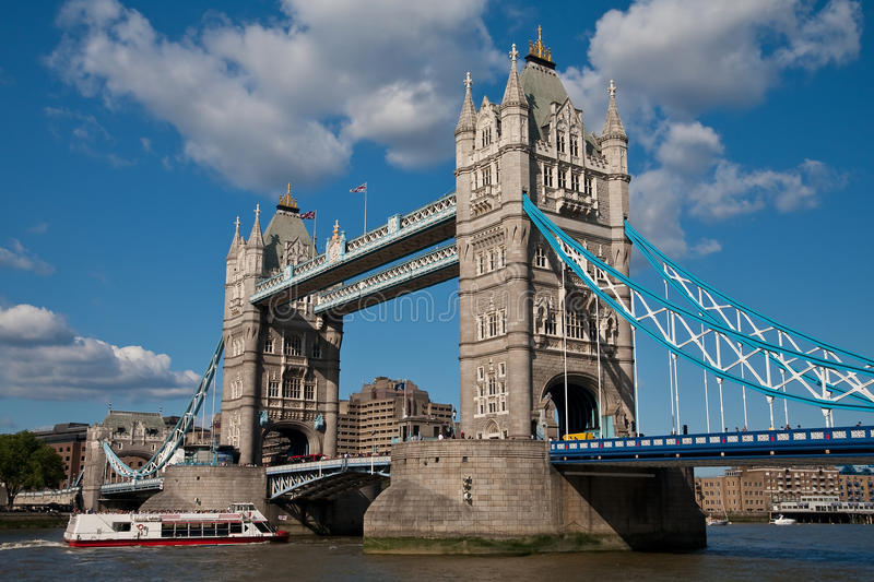 Download Tower Bridge stock photo. Image of architecture, outdoors - 14851364