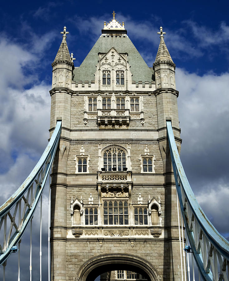 Download Tower Bridge stock image. Image of material, landmark - 16940539