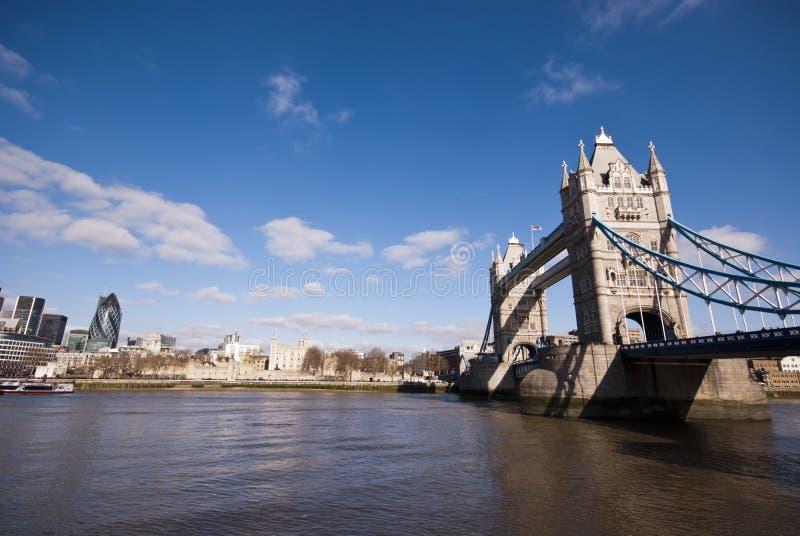 Download Tower Bridge stock image. Image of bright, british, famous - 23675241