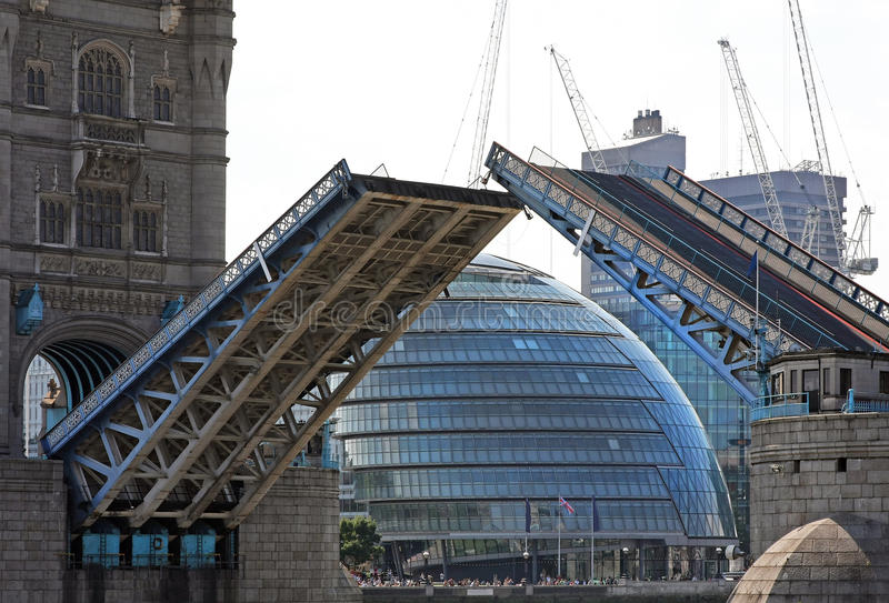 Download Tower bridge stock image. Image of tower, hall, city - 26326689