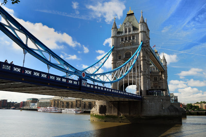 Download Tower Bridge stock photo. Image of monument, cityscape - 27190356