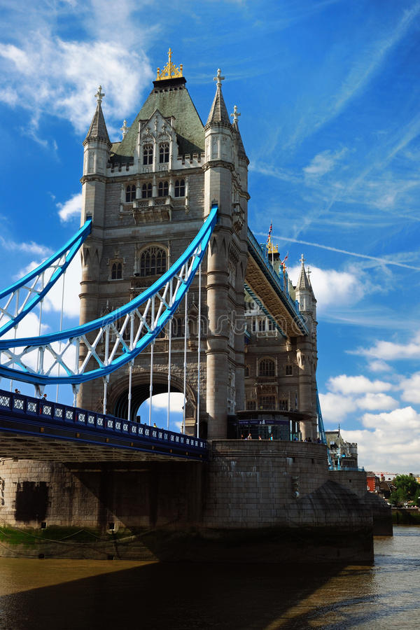 Download Tower Bridge Royalty Free Stock Photography - Image: 27190357