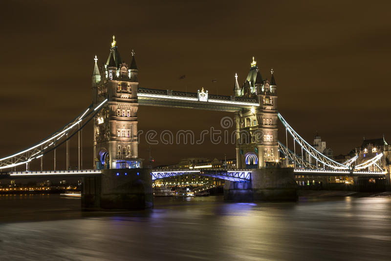 The Tower Bridge! royalty free stock photography